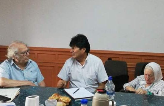 Ante la denuncia realizada por el Gobierno de Bolivia